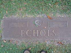 Edward Dandridge Echols
