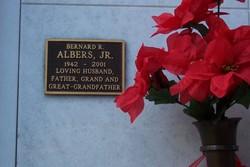 Bernard R Albers, Jr