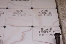 Alice C Ade