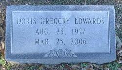 Doris <i>Gregory</i> Edwards