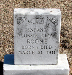 Flossie Glow Boone