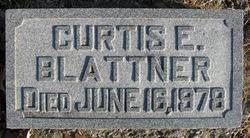 Curtis E. Blattner