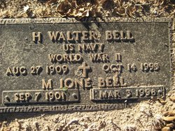 Hedgeman Walter Bell