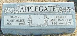 James Randolph Applegate
