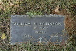 W. H. Bill Jr Adkinson, Jr
