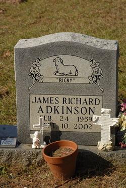 James Richard Ricky Adkinson