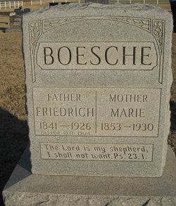 Friedrich Boesche