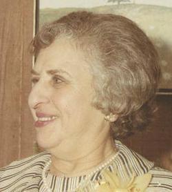 Doris <i>Birenbaum</i> Schneider