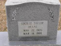 Lucille <i>Taylor</i> Drane