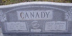 Sarah Josephine Canady