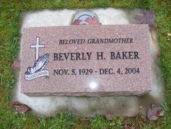 Beverly H. Baker