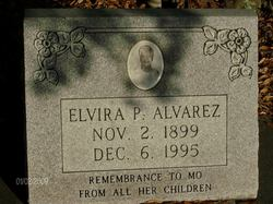 Elvira P Alvarez