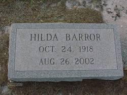 Hilda Barror