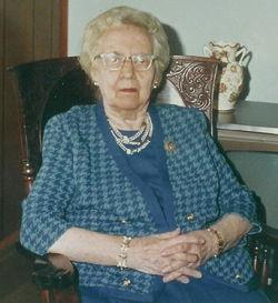 Margaret Helen <i>Adams</i> Adamson