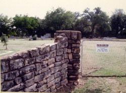 Poston-Odle Cemetery