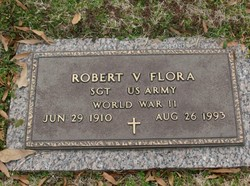 Robert V Flora
