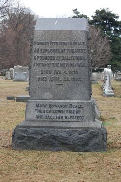 GEN Edward Fitzgerald Beale