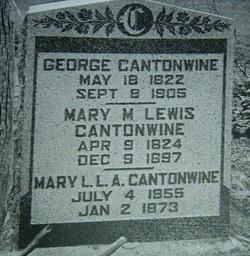 Mary Liberty Cantonwine