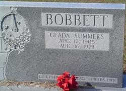 Glada Alice <i>Summers</i> Bobbett