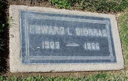 Edward Louis Sierras, Jr