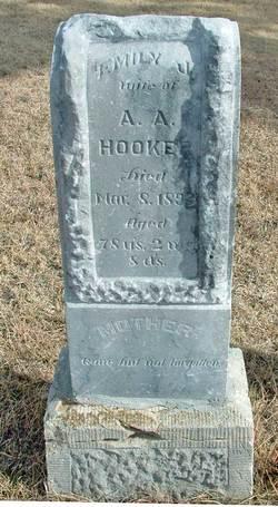 Emily J. <i>Hawk</i> Hooker