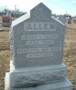 Rebecca Jane <i>Morrow</i> Allen