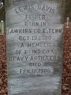 Lewis Davis Fisher