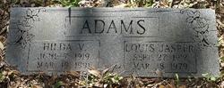 Hilda Elizabeth <i>Valley</i> Adams