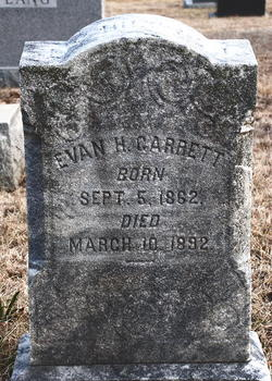 Evan H. Garrett