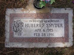 Hubert Peter Snyder