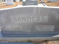 Horace Travis Sanders
