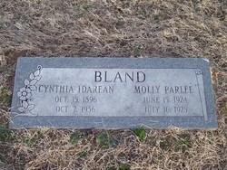 Cynthia Idarean Bland