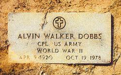 Alvin Walker Dobbs