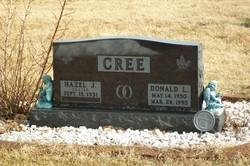 PFC Donald Leroy Cree