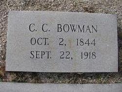 Cornelius Clyde Bowman