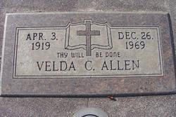 Velda Claire <i>Demaris</i> Allen