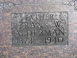 Frank Watts Alderman