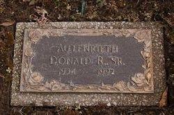 Donald Ray Don Autenrieth