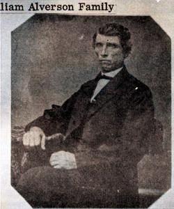 William Alverson