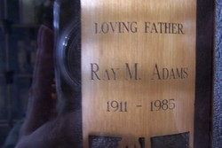 Ray Martin Adams