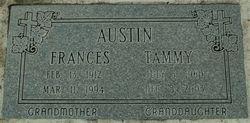 Frances <i>Williamson</i> Austin