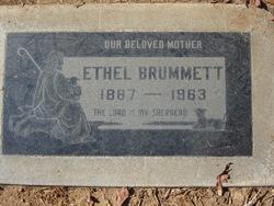 Ethel <i>Geiger</i> Brummett