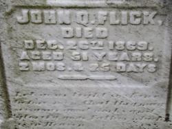 John Quinn Flick