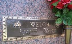 Maxton Doyce Welch