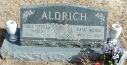 Alta Estella <i>Baker</i> Aldrich