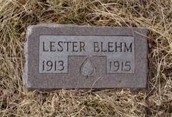 Lester Blehm