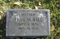 Theo Myrtle Ball