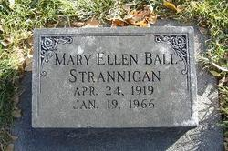 Mary Ellen <i>Ball</i> Strannigan