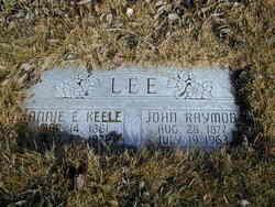 John Raymond Lee