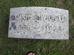 Annie S Wheeler